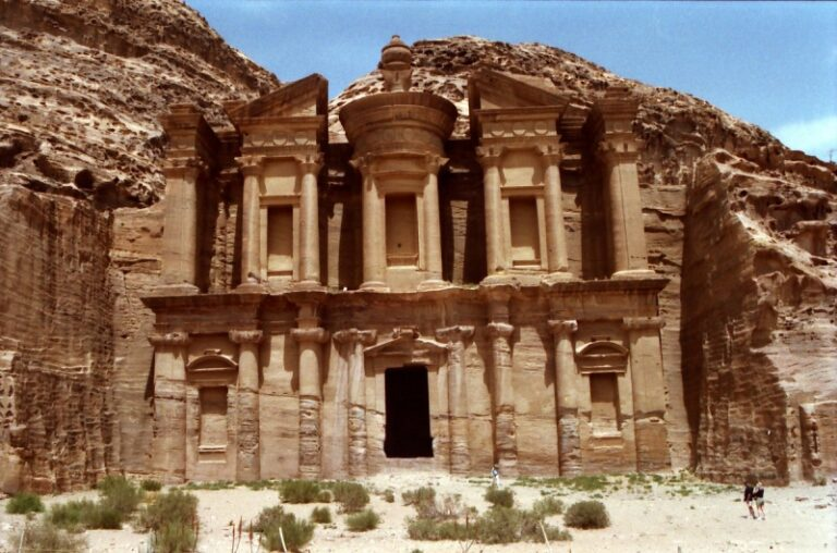 Jordansko 2004